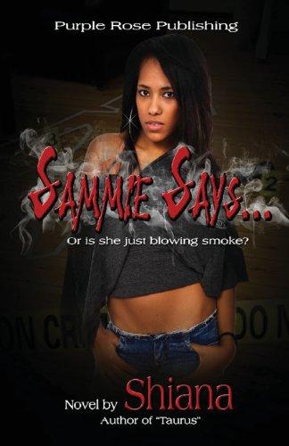Sammie Says.: Shiana