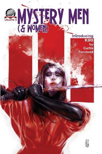 Mystery Men ( Women) Volume 3: Derrick Ferguson