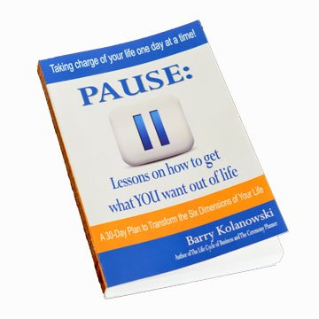 9780615731322: PAUSE: Lessons on how to get what YOU want out of life