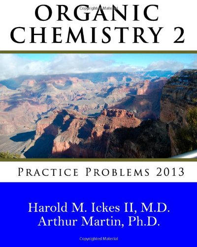 9780615732404: Organic Chemistry 2 Practice Problems 2013