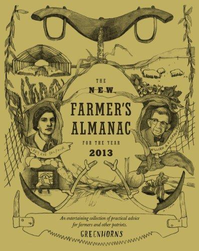 9780615742458: The 2013 New Farmer's Almanac