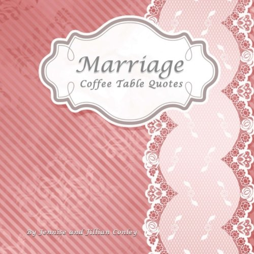 9780615745428: Marriage Coffee Table Quotes