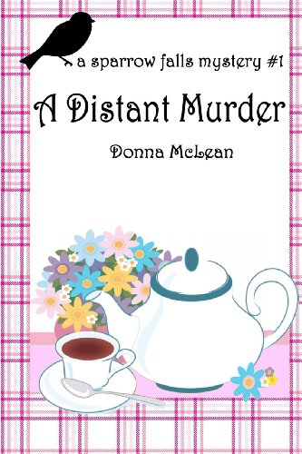 9780615746807: A Distant Murder: a sparrow falls mystery #1