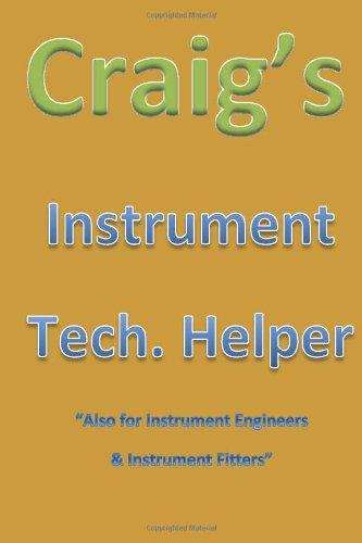 9780615747538: Craig's Instrument Tech Helper