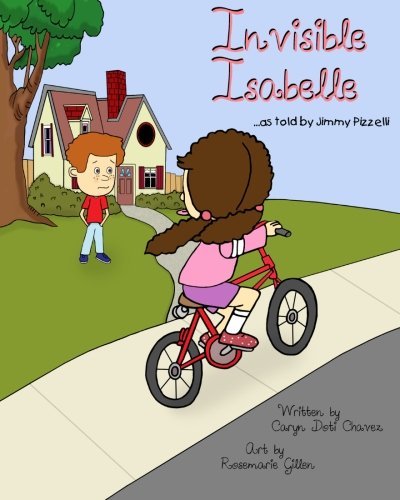 9780615753492: Invisible Isabelle...as told by Jimmy Pizzelli