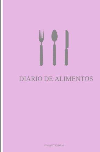9780615759340: Diario de Alimentos