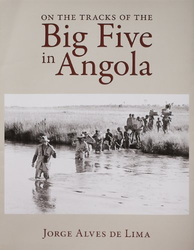 9780615762289: On the Tracks of the Big Five in Angola