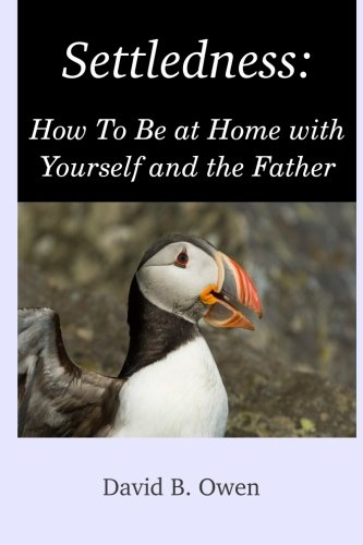 9780615764740: Settledness:: How To Be at Home with Yourself  and the Father
