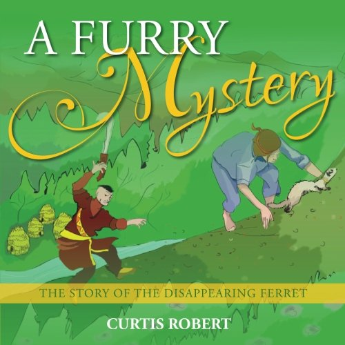 9780615765488: A Furry Mystery: The Story of the Disappearing Ferret.