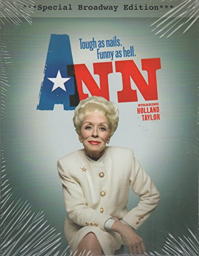 9780615766270: Ann on Broadway - Script (Special Broadway Edition: Ann, Starring Hollan Taylor)