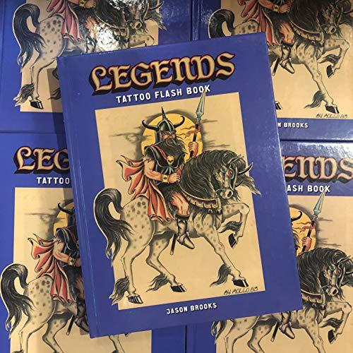 9780615767260: Legends Tattoo Flash Book