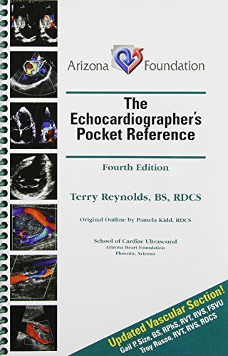 The Echocardiographer's Pocket Reference (9780615768359) by Reynolds, Terry