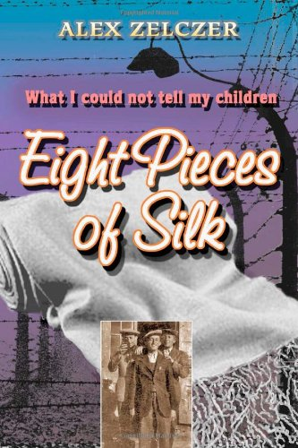 Eight Pieces of silk: What I could: Alex Zelczer