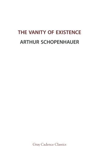 9780615770758: The Vanity of Existence