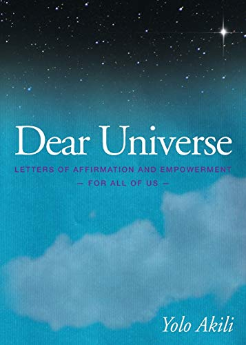 9780615772141: Dear Universe: Letters of Affirmation and Empowerment for All of Us