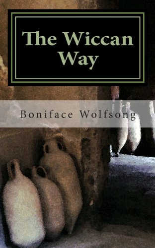 The Wiccan Way: A reinterpretation of the Tao Te Ching: Wolfsong, Boniface