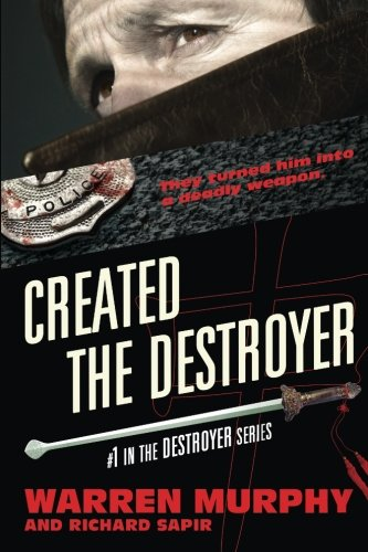 9780615786889: Created The Destroyer (Volume 1)