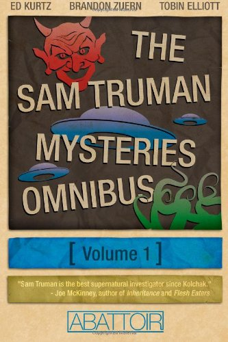 9780615788098: The Sam Truman Mysteries Omnibus Vol. 1