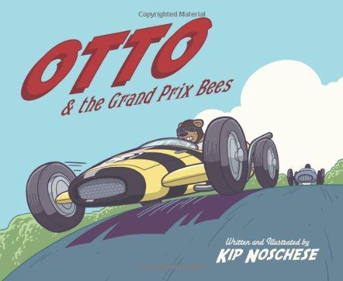 9780615798370: Otto & the Grand Prix Bees