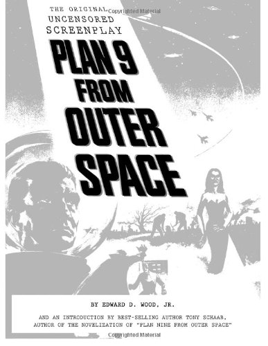 9780615803142: Plan 9 from Outer Space: The Original Uncensored Screenplay