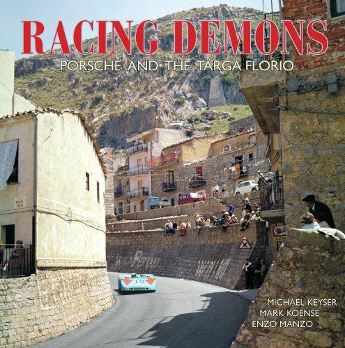 9780615804408: Racing Demons - Porsche and the Targa Florio (Hardcover)