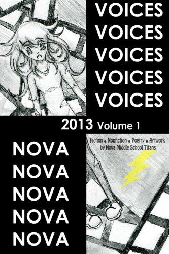 9780615805160: Nova Voices: Volume 1 (Nova Voices Literary Magazine)