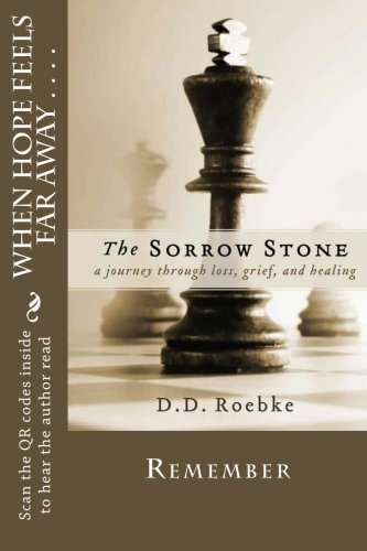 9780615810256: The Sorrow Stone: A collection of poetry based on grief, loss and hope (Volume 1)