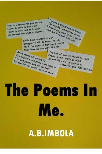 9780615813127: The Poems In Me