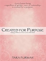 9780615814742: Created for Purpose: Making a Difference in Your Corner of the World (Knowing God)