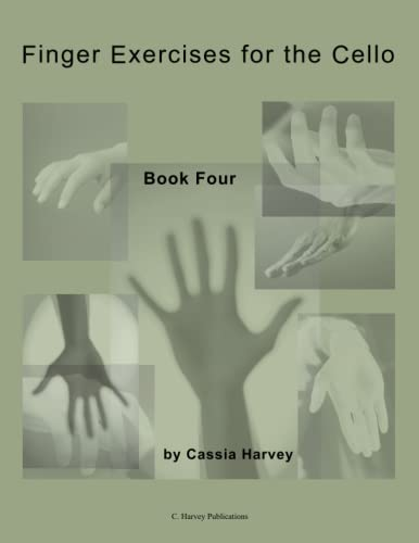 9780615815763: Finger Exercises for the Cello, Book Four