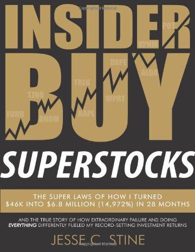 9780615818450: Insider Buy Superstocks