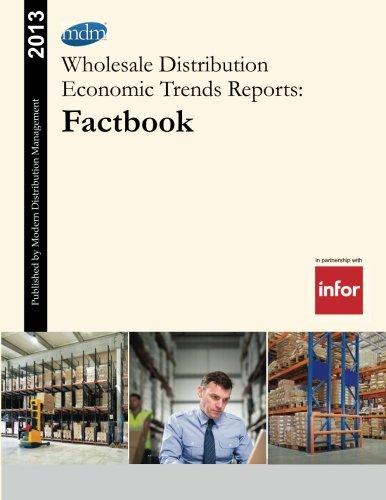 9780615819037: 2013 Wholesale Distribution Economic Trends Reports: Factbook