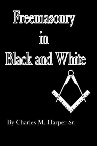 9780615819068: Freemasonry in Black and White
