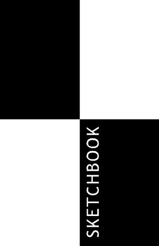 9780615821078: Sketchbook: Checkered Sketchbook