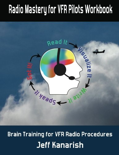 9780615824239: Radio Mastery for VFR Pilots Workbook: Brain Training for VFR Radio Procedures
