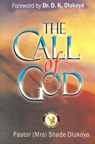 9780615825694: The Call of God