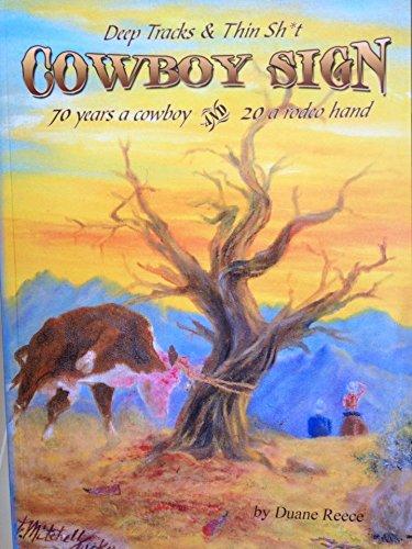 9780615828244: Cowboy Sign