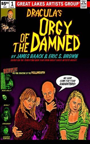 9780615831466: Dracula's Orgy of The Damned