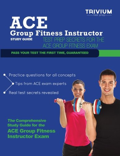 9780615832852: ACE Group Fitness Instructor Study Guide: Test Prep Secrets for the ACE Group Fitness Exam