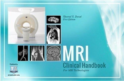 9780615833903: MRI Clinical Handbook: How To Scan MRI Exams
