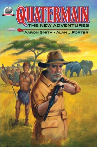 9780615834986: Quatermain-The New Adventures (Volume 1)
