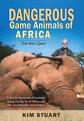 9780615842196: Dangerous Game Animals of Africa: One Man's Quest
