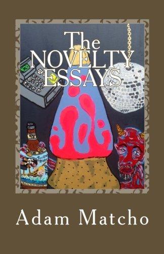 9780615843506: The Novelty Essays
