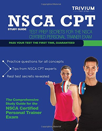 9780615848518: NSCA CPT Study Guide: Test Prep Secrets for the NSCA Certified Personal Trainer Exam