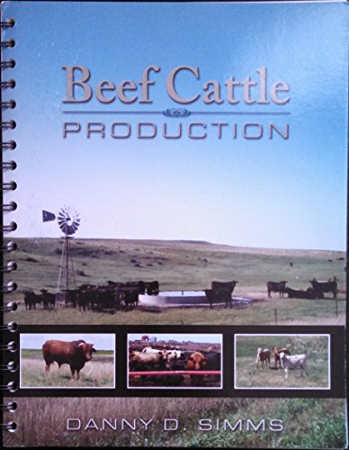 9780615853277: Beef Cattle Production