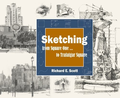 9780615855349: Sketching - from Square One to Trafalgar Square