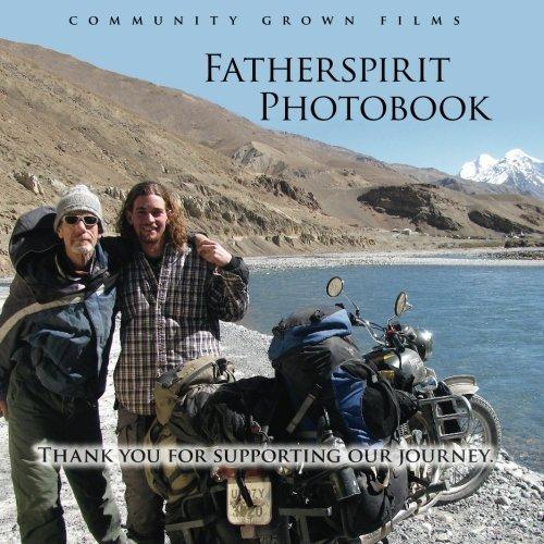 Fatherspirit Photobook: Dickinson, Jonathan