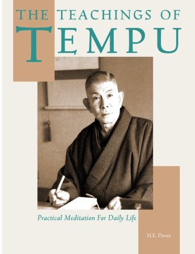 9780615856339: The Teachings of Tempu: Practical Meditation for Daily Life