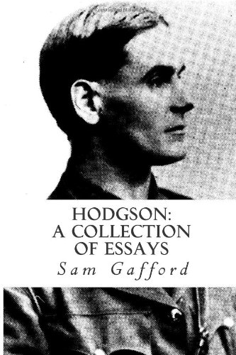 9780615858722: Hodgson: A Collection of Essays by Sam Gafford
