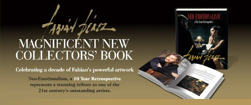 9780615862002: Neo Emotionalism: A Ten Year Restrospective (Fabian Perez's Newest Art Book - Leather Bound)